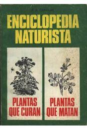 Plantas quecuran. Plantas que matan - Régikönyvek