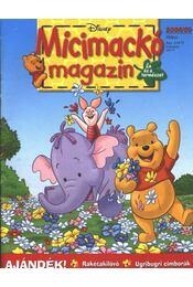 Micimackó magazin 2006/05 május - Régikönyvek