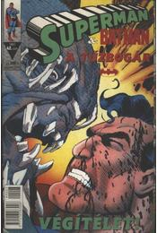 Superman és Batman 1999/3. 42. szám - Régikönyvek