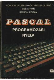 Pascal programozási nyelv - Régikönyvek