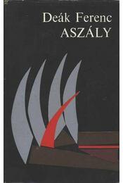 Aszály - Deák Ferenc - Régikönyvek