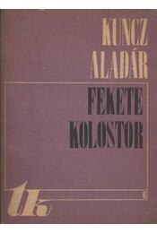 Fekete kolostor I-II. kötet - Régikönyvek