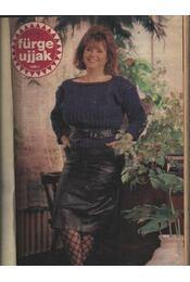 Fürge ujjak 1988. XXXII. évfolyam (Teljes) - Régikönyvek