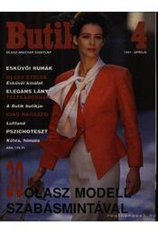 Butik 1991. április 4. - Régikönyvek
