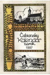 Cabiansky Kalendar na rok 1997 - Régikönyvek