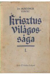 Krisztus világossága I-II. kötet - Régikönyvek