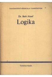 Logika - Régikönyvek