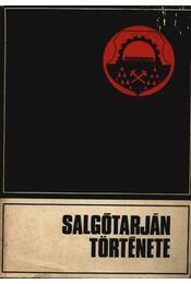 Salgótarján története - Régikönyvek
