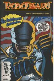 Robotzsaru 1991/4 szeptember 4. szám - Régikönyvek