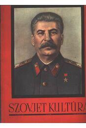 Szovjet kultúra 1953. március 3. szám - Régikönyvek