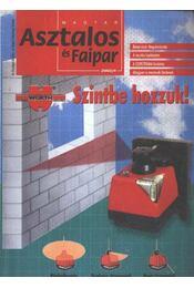 Magyar Asztalos és Faipar 2002/4. - Régikönyvek