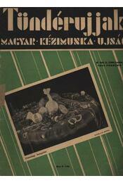 Tündérujjak 1934. február X. évf. 2. (106.) szám - Régikönyvek