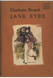 Jane Eyre I-II. kötet - Régikönyvek
