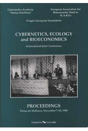 Cybernetics, Ecology and Bioeconomics - Régikönyvek
