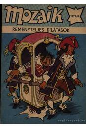 Reményteljes kilátások (Mozaik 1977/8.) - Régikönyvek