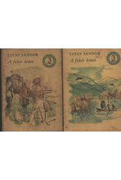 A fehér hintó I-II kötet - Régikönyvek
