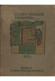 Lelkem virágos ablakából (dedikált) - Régikönyvek