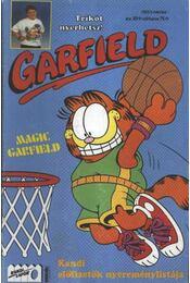 Garfield 1993/3. 39. szám - Régikönyvek