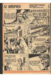 Az időspsirál 1977. (26-46. szám 18. rész) - Régikönyvek