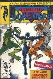 A csodálatos pókember 1992/3. 34. szám - Régikönyvek