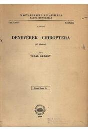 Denevérek-Choroptera 2. füzet - Régikönyvek