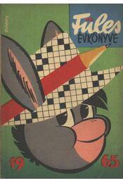 Füles évkönyve 1965 - Régikönyvek