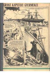 Grant kapitány gyermekei 1983. (40-84. szám 19. rész) - Régikönyvek