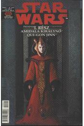 Amidala királynő-Qui-Gon Jinn I rész (Sar Wars) 2000/1. 16. szám - Régikönyvek