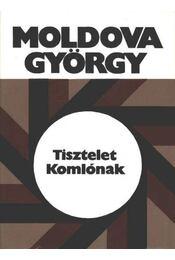 Tisztelet Komlónak - Régikönyvek