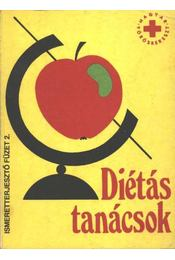 Diétás tanácsok - Régikönyvek