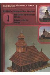 Mándok - görögkatolikus templom - Régikönyvek