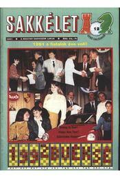 Sakkélet 1991/12. szám - Régikönyvek