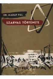 Szarvas története - Régikönyvek