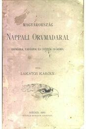 Magyarország nappali orvmadarai - Régikönyvek