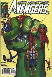 The Avengers 2001/május - Régikönyvek