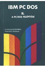 IBM PC Dos II - Régikönyvek