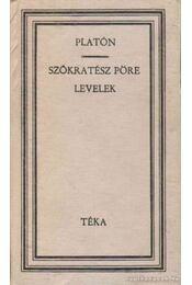 Szókratész pöre - Levelek - Régikönyvek