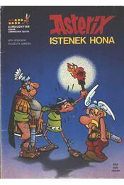 Istenek hona (Asterix) - Régikönyvek