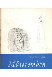 Műteremben - Régikönyvek