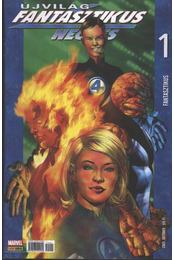 Fantasztikus négyes 1. 2005. október - Régikönyvek