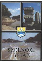 Szolnoki séták - Régikönyvek