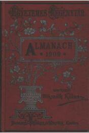 Almanach 1909 - Régikönyvek
