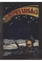 Képes újság 1915 (teljes évf.) - Régikönyvek