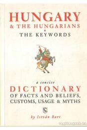 Hungary & the hungarians (magyar-angol!) - Régikönyvek