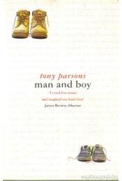 Man and Boy - Régikönyvek