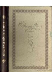 Berzsenyi Dániel versei - Régikönyvek