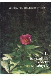Déldunántúl természeti értékei 1. - Régikönyvek