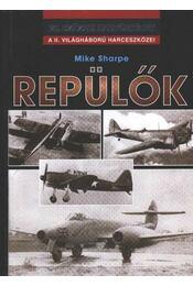 Repülők a II. világháborúban - Régikönyvek