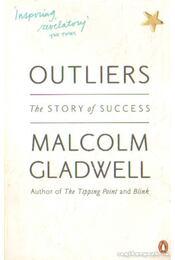 Outliers (angol-nyelvű) - Régikönyvek