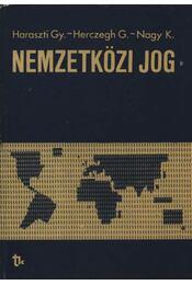 Nemzetközi jog - Régikönyvek